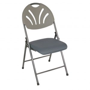 1300 Designer Padded Folding Chair