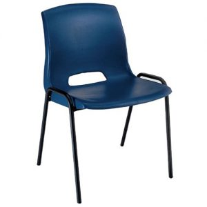 Multi-Purpose Polypropylene Stacking Chair