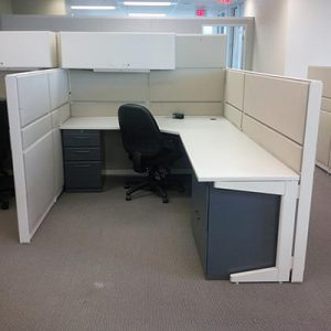 CAN-046 - 6' x 6' Teknion TOS Cubicle Systems