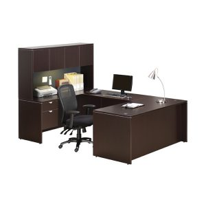"Classic 66"" Executive Workstation"