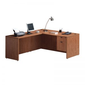 Classic Single Pedestal Workstation