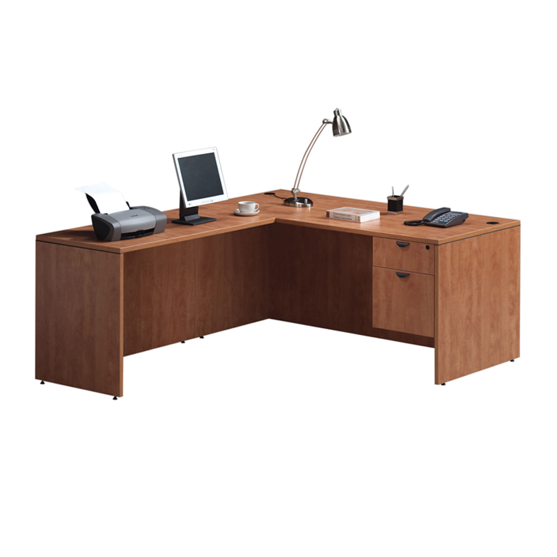 classic single pedestal workstation cheyenne office