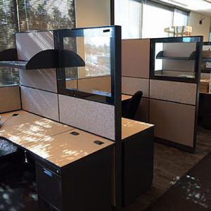 "SOLD! - 6x6 Allsteel ""Concensys"" Cubicles"