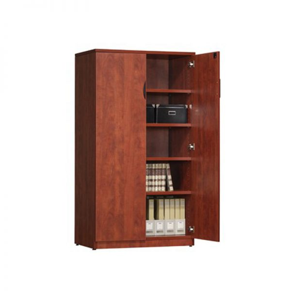 Classic Locking Double Door Storage Cabinet