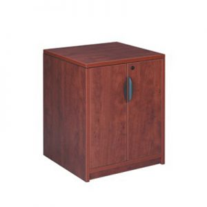 Classic Mobile Locking Double Door Cabinet