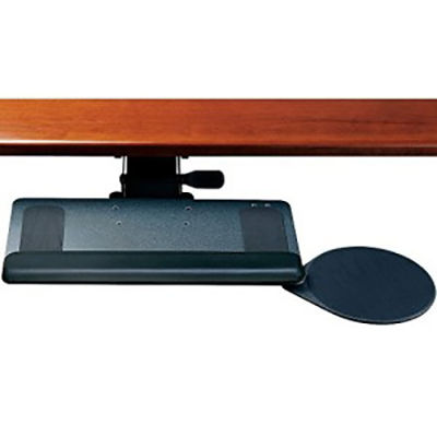 2G 900 Keyboard Tray by Humanscale with Mouse