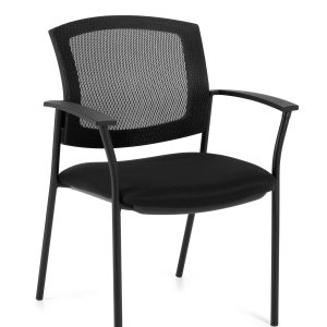 Mesh High Back Guest Chair