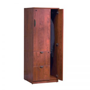 Classic Double Door File/Wardrobe Storage Unit