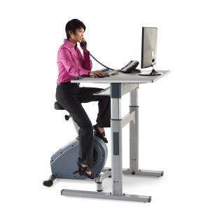C3-DT7 Bike Desk