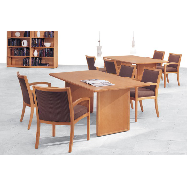 meeting room meeting room table by ofs rectangle table with bevel edge