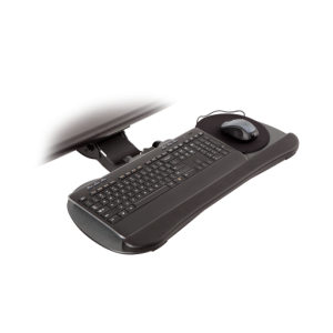 8492-8495 – Compact Keyboard Arm w/27-inch Keyboard Tray