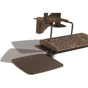 Model 8056 Left or Right-handed Mouse tray option